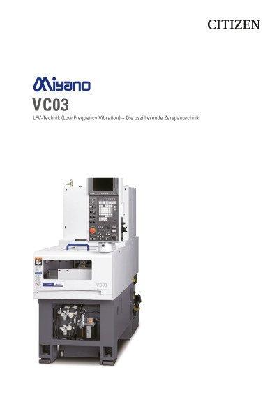 Miyano VC03