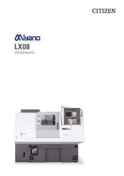 Miyano LX08