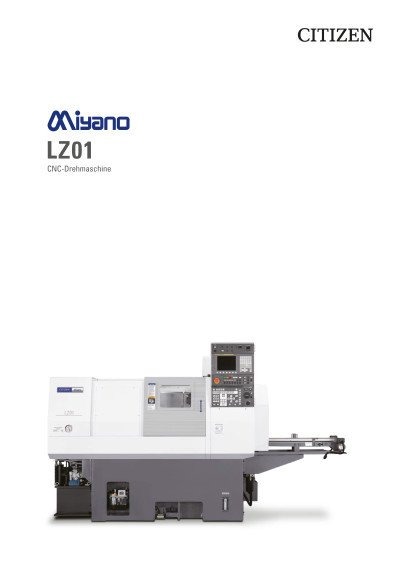 Miyano LZ01