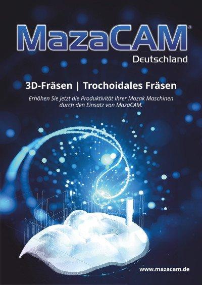 3D-Bearbeitung für Mazak