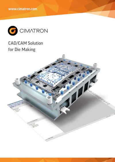 CAD/CAM Solution for Die Making