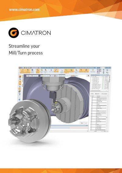 Streamline your Mill/Turn process