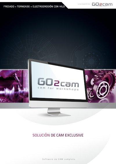 GO2cam: CAM para el taller