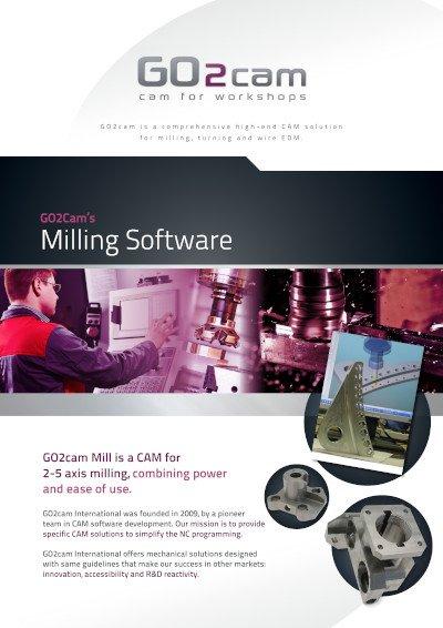 GO2cam Milling