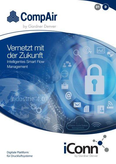 iConn - Digitale Plattform fürDruckluftsysteme