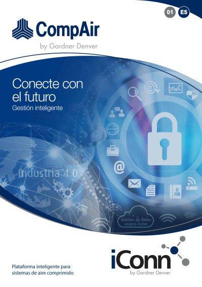 iConn - Plataforma inteligente para sistemas de aire comprimido