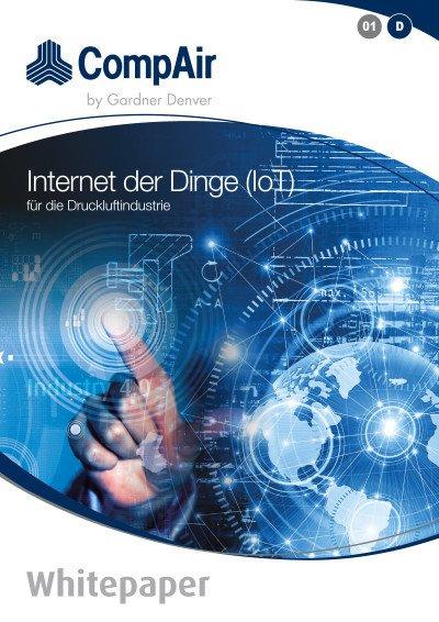 Internet der Dinge (IoT) für die Druckluftindustrie