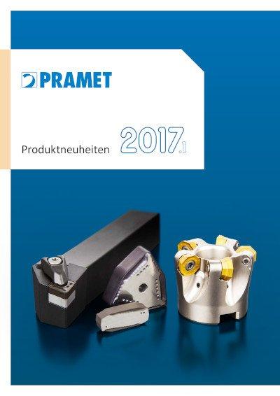 Productlaunch Pramet