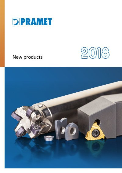 New Pramet products 2018