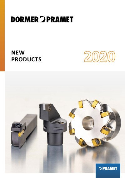 New Pramet products 2019