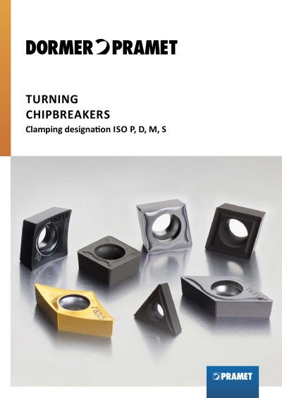 Turning chip breakers