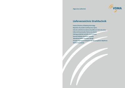 Lieferverzeichnis Strahltechnik