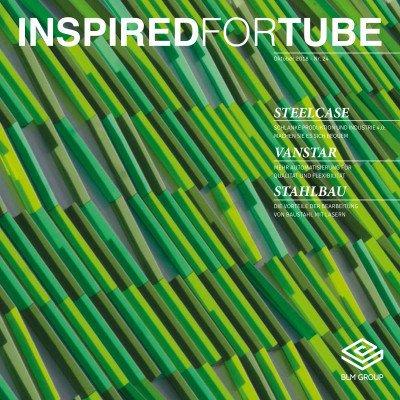 INSPIRED for TUBE Issue no. 24 - Oktober 2018