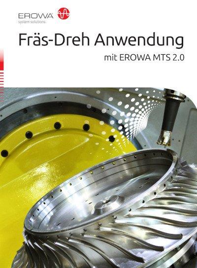 Fräs-Dreh Anwendung mit EROWA MTS 2.0