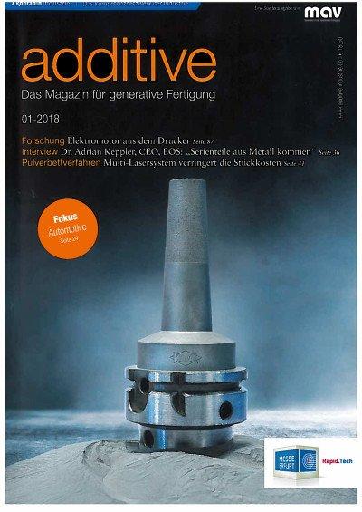 Fachbericht: Wirtschaftlichkeit der Additiven Fertigung mit MATSUURA im Werkzeug- und Formenbau