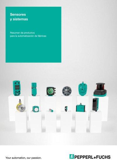 El Mundo de los Sensores - Resumen de Productos para la Automatización de Fábrica