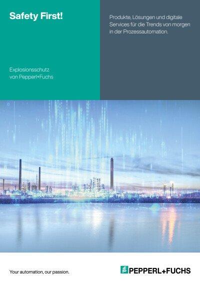 Produktübersicht für die Prozessautomation
