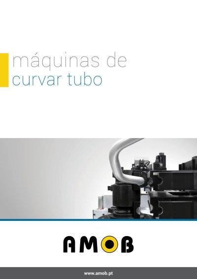 Máquinas de curvar tubo