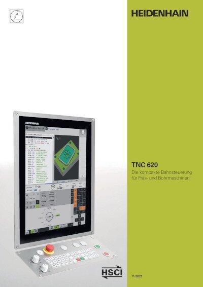 TNC 620 – Die kompakte Bahnsteuerung für Fräs- und Bohrmaschinen