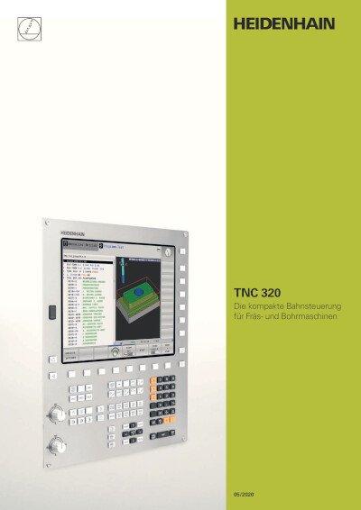 TNC 320 - Die kompakte Bahnsteuerung für Fräs- und Bohrmaschinen