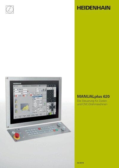 MANUALplus 620 – Die Bahnsteuerung für Zyklen- und CNC-Drehmaschinen