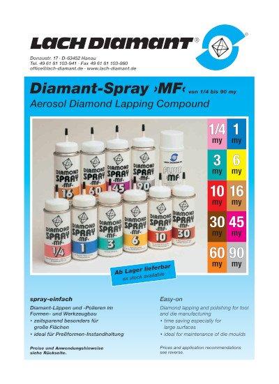 Diamant-Spray ›MF‹