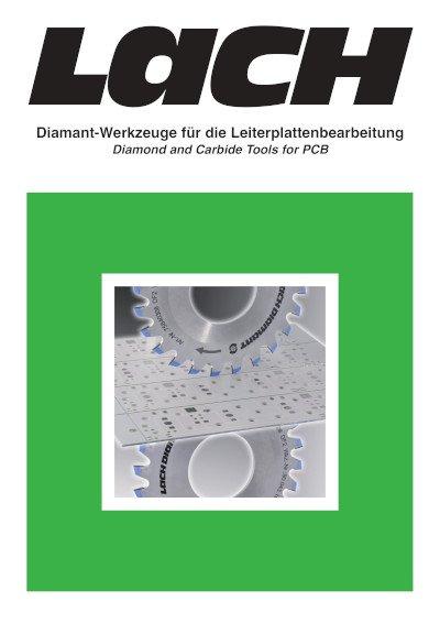Diamant-Werkzeuge für die Leiterplattenbearbeitung