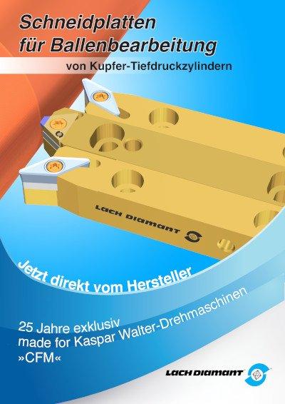 Schneidplatten für Ballenbearbeitung von Kupfer-Tiefdruckzylindern