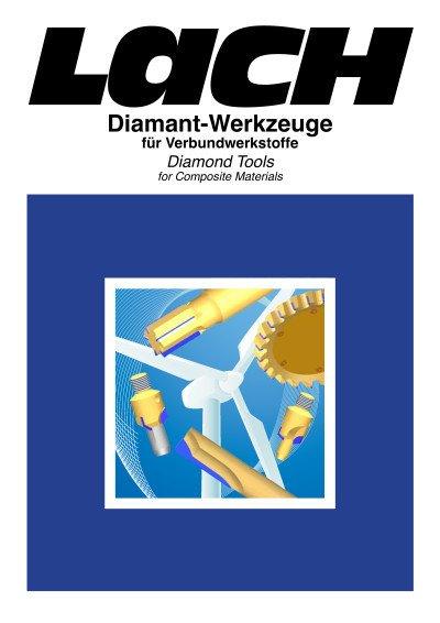 Diamant-Werkzeuge für Verbundwerkstoffe