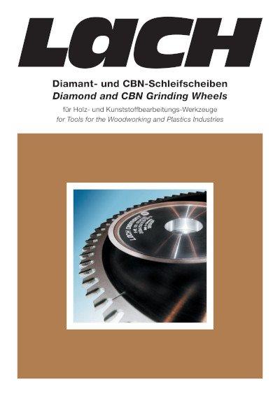 Diamant- und CBN-Schleifscheiben für Holz- und Kunststoffbearbeitungs-Werkzeuge