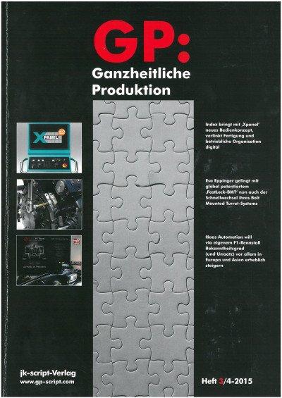 Interview mit Dr. Hansch - Ganzheitliche Produktion 3|4/2015