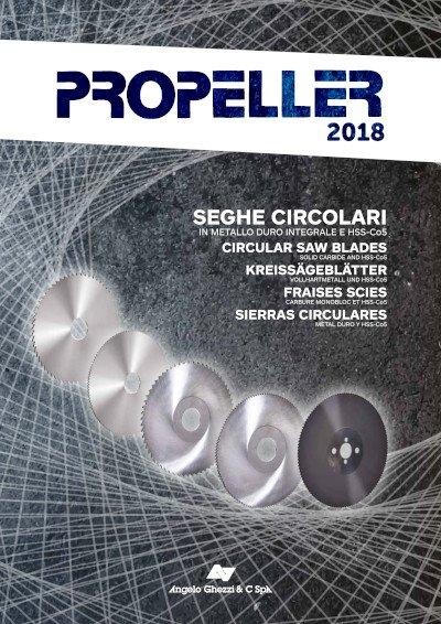PROPELLER Circular Metal Saw