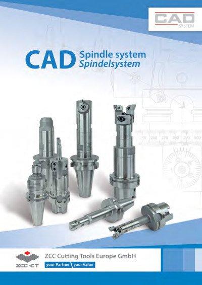 CAD Spindelsystem
