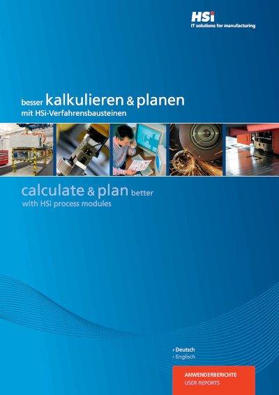 Broschüre der HSi-Anwenderberichte