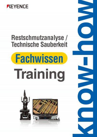 Restschmutzanalyse / Technische Sauberkeit