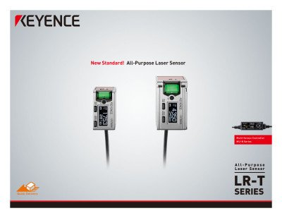 All - Purpose Laser Sensor LR-T series
