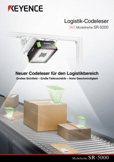 Logistik-Codeleser Modellreihe SR-5000