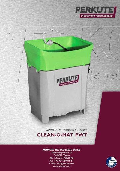 Clean-o-mat PWT