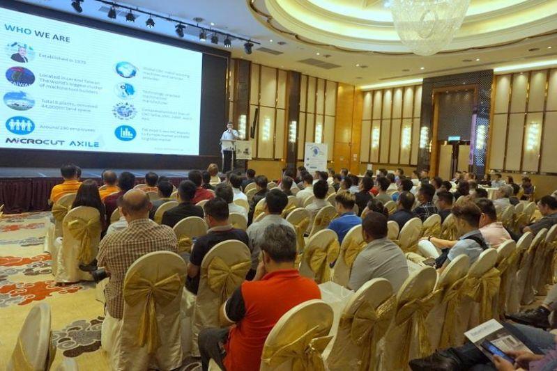 5-Achs und Industrie 4.0 Symposium in Malaysia