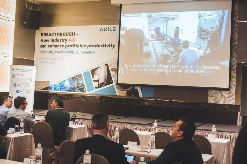 AXILE Symposium @ Taipei