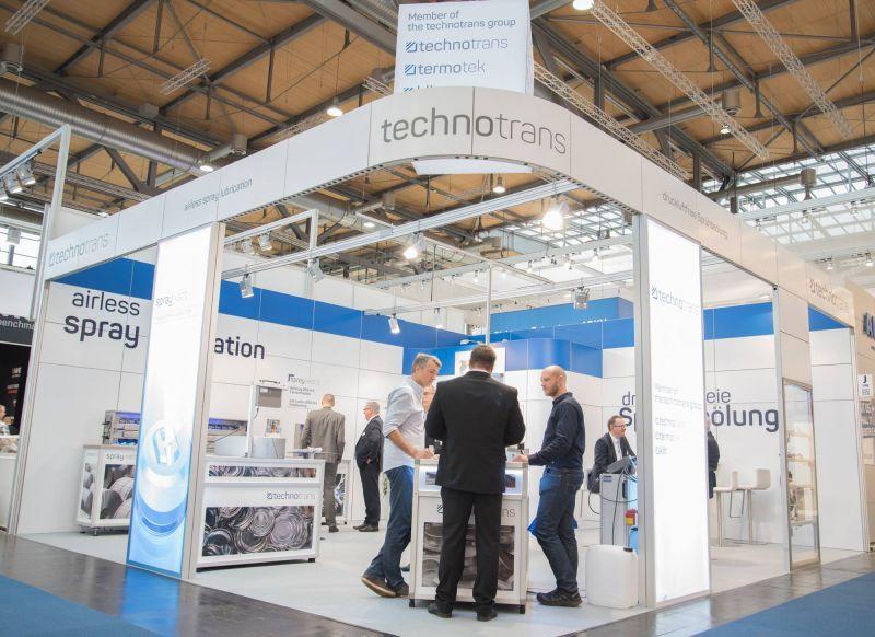technotrans en la EuroBLECH 2016