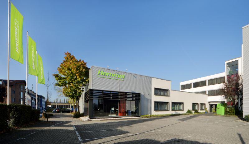 Hommel Gruppe - Hauptniederlassung Köln
