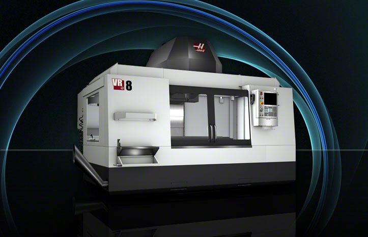 VR-8 - Haas Automation Europe