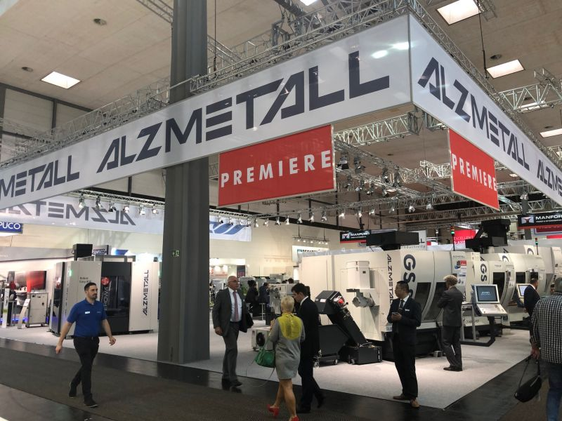 ALZMETALL at EMO Hannover 2019