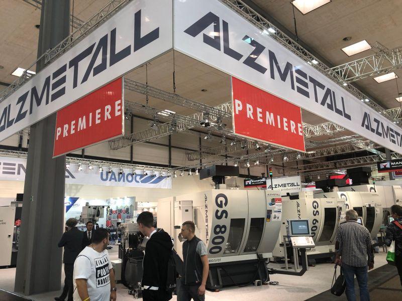 ALZMETALL en la EMO Hannover 2019