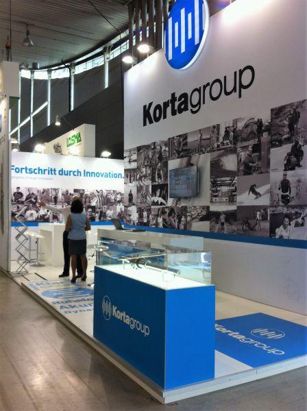 Korta Group en la AMB 2016, en Stuttgart