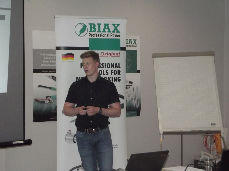 BIAX in the Mould & Die Industry