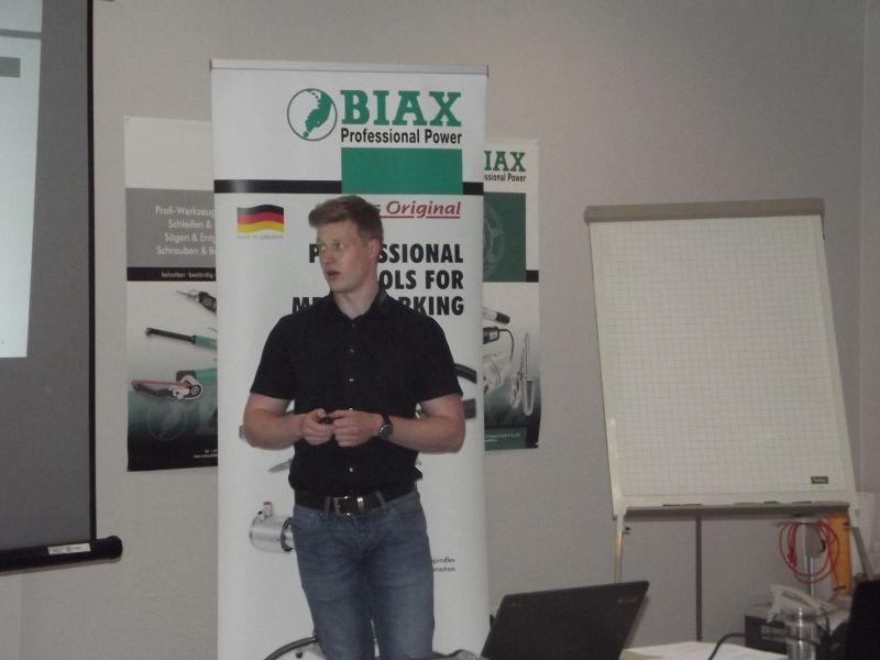 BIAX im Werkzeug- und Formenbau