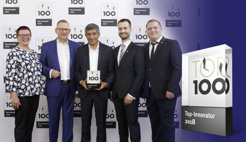 TOP 100: die Auszeichnung für die innovativsten Mittelständler