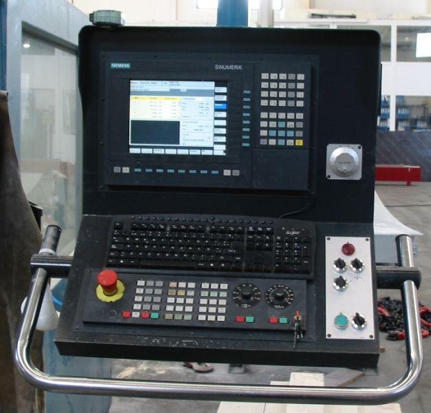 Siemens 840 - D Fräsmaschine CORREA PANTERA